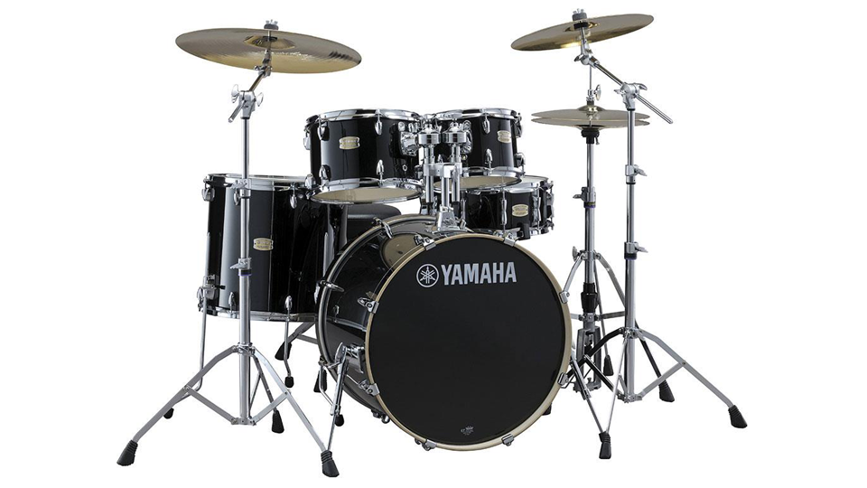 Yamaha Stage Custom Birch Drum Kit